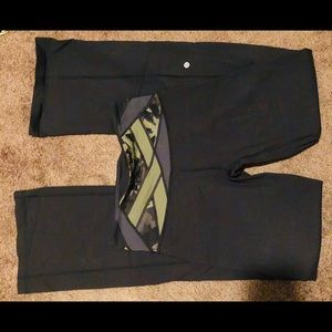 Lululemon leggings used, excellent condition!